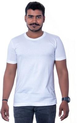Colours99 Solid Men's Round Neck T-Shirt