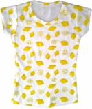 Cool Baby Girls Floral Print (White)