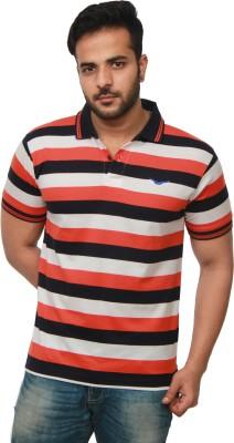 Amstead Men's Polo Neck T-Shirt