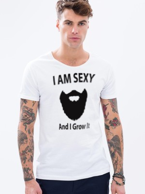Young Trendz Printed Men's Round Neck T-Shirt