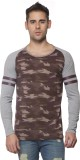 Alan Jones Military Camouflage Men's Rou...