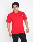 Wincraft Printed Men's Polo Neck Red T-S...