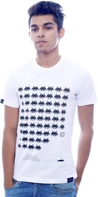 Urban Flux Printed Men's Round Neck T-Shirt