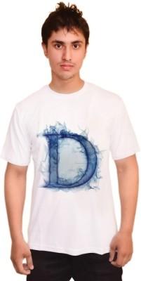 Webplaza Printed Men's Round Neck T-Shirt