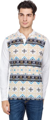 Vidyuth Traders Printed Men's Polo Multicolor T-Shirt