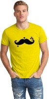 The Fappy Store Printed Men's Round Neck Yellow T-Shirt best price on Flipkart @ Rs. 549
