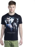 Dawn of Justice Printed Men's Round Neck...