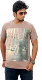 Stylefox Graphic Print Men's Round Neck ...