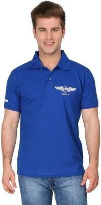 Urbanlyf Embroidered Men's Polo T-Shirt