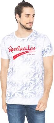 Status Quo Printed Men's Round Neck T-Shirt