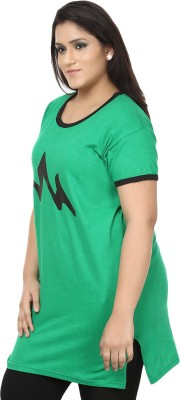 JSR Printed Women's Round Neck T-Shirt