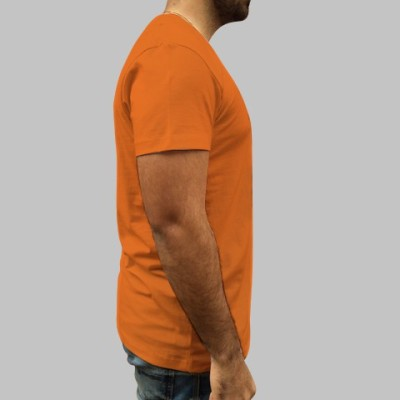 Merchbay Checkered Men's Round Neck T-Shirt