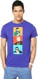 Gabambo Graphic Print Men's Round Neck D...