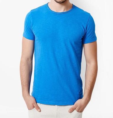 Senator Solid Men's Round Neck T-Shirt