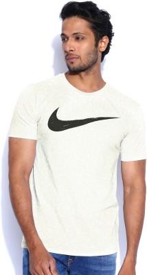Nike Printed Men's Round Neck T-Shirt