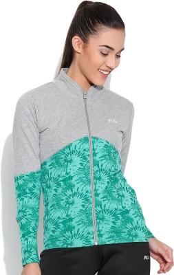 Fila Full Sleeve Printed Women's Jacket