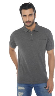 Greenfibre Solid Men's Polo T-Shirt