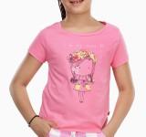 Trmpi Girls Printed (Pink)