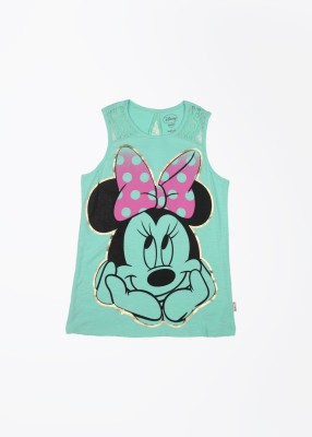 Mickey Mouse Girl's T-shirt