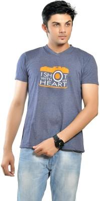 Inkspool Printed Men's Round Neck T-Shirt