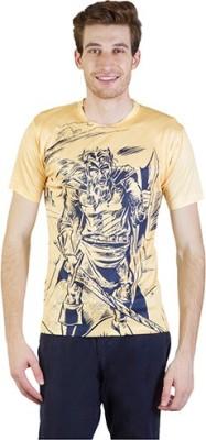 Effit Printed Men's Round Neck T-Shirt
