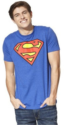 B2 Graphic Print Men's Round Neck Blue T-Shirt