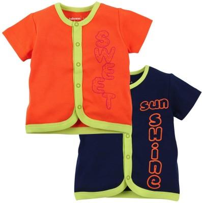 Babyoye Premium Printed Baby Boy,s Round Neck Dark Blue T-Shirt