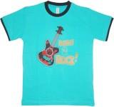 Hoodz Printed Boy's Round Neck T-Shirt