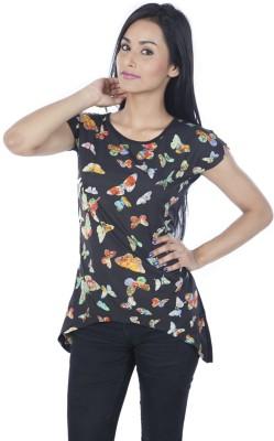Identiti Printed Women's Round Neck T-Shirt