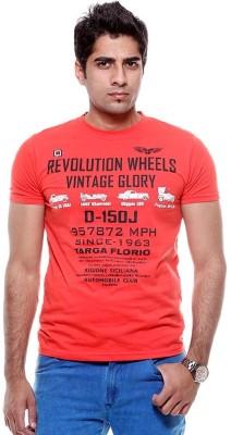 Tog Printed Men's Round Neck T-Shirt