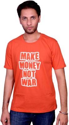 Swadesistuff Printed Men's Round Neck T-Shirt