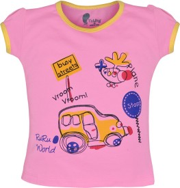 Tickling Girls Printed(Pink)