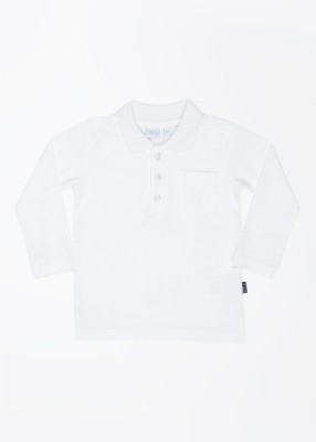 Feetje Solid Polo T-Shirt
