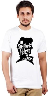 Pickle Moreon Printed Men's Round Neck T-Shirt