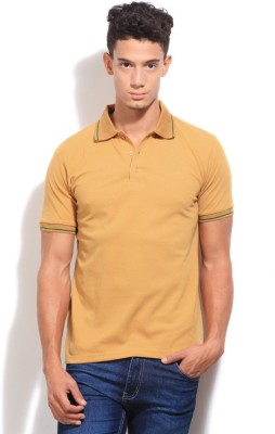 Globalite Solid Men's Polo T-Shirt