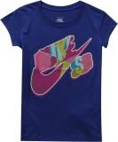 Nike Kids Girls Printed (Dark Blue)