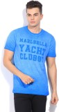 Scullers Sport Printed Men's Round Neck ...