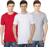 Club Vintage Solid Men's Round Neck Mult...