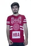 Khaiber Graphic Print Men's Round Neck M...
