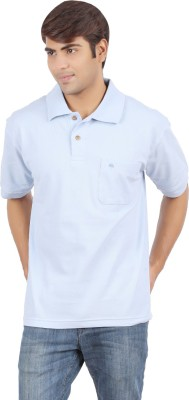Chennis Solid Men's Polo Neck T-Shirt