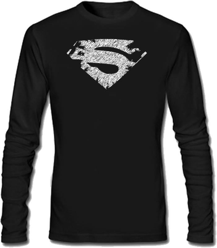 SayItLoud Graphic Print Men's Round Neck Black T-Shirt