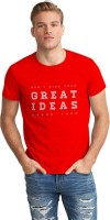 The Fappy Store Printed Men's Round Neck Red T-Shirt best price on Flipkart @ Rs. 549