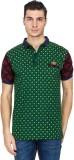 Vidyuth Traders Self Design Men's Polo N...