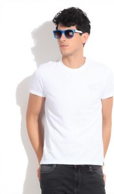Lee Men's White T-Shirt