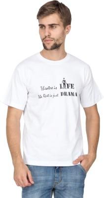 Aziteez Printed Men's Round Neck T-Shirt