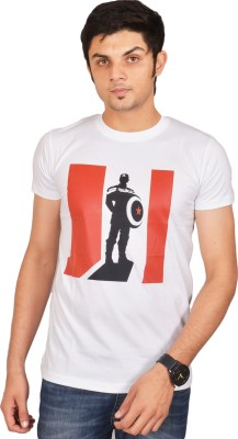 Swag Theory Printed Men's Round Neck T-Shirt