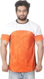 Stylar Graphic Print Men's Round Neck Or...