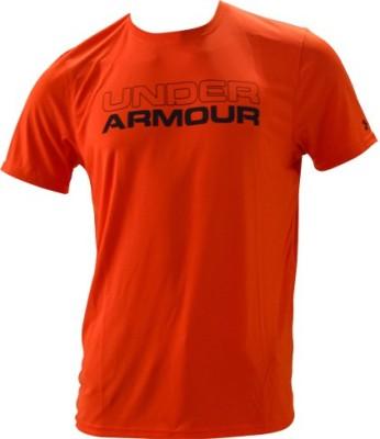 Under armour Solid Men,s, Boy's Round Neck T-Shirt