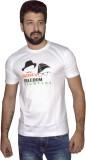 Doberman Deals Printed Men's Round Neck ...