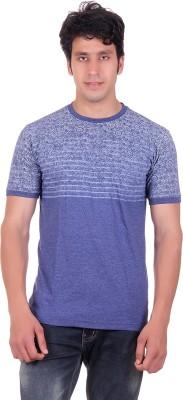 Montreal Printed Men's Round Neck T-Shirt